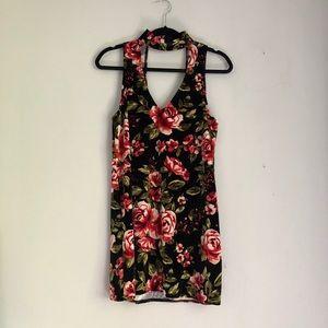 Show Me Your MuMu Dresses - FRIDAY choker dress